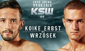 Koike Erbst vs Wrzosek na KSW 44