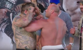 Popek vs Burneika
