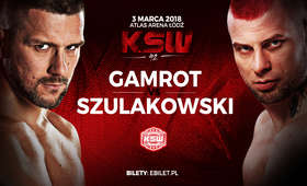 Gamrot vs Szulakowski