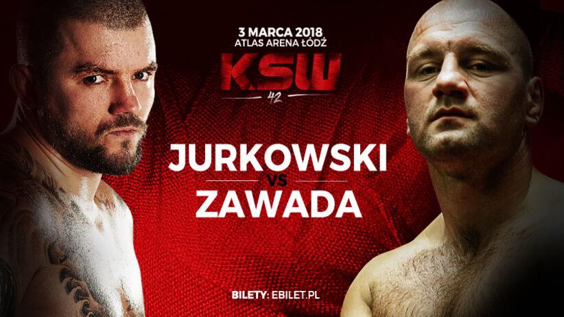 KSW 42: Jurkowski poznał rywala. Rewanż za porażkę sprzed 12 lat!