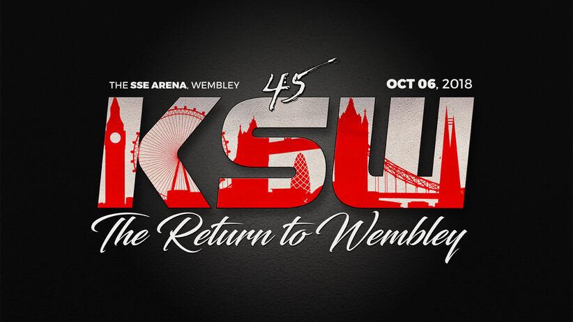 KSW 45 w Londynie