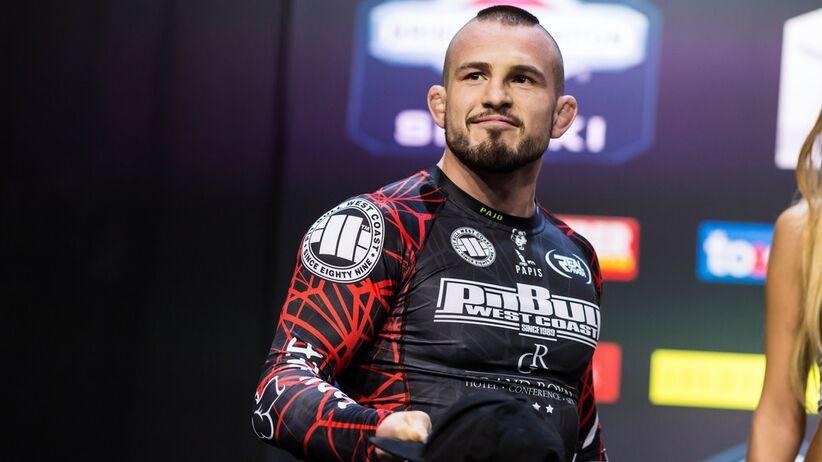 Borys Mańkowski powalczy na KSW 47