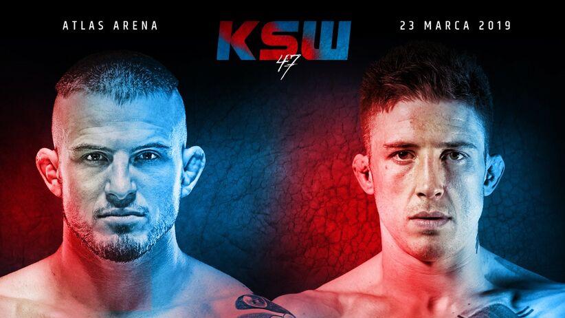 Mańkowski vs Parke na KSW 47