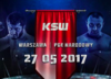 KSW na Narodowym plakat