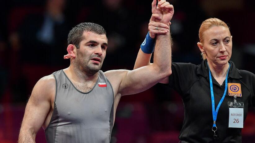 Magomedmurad Gadżijew brązowym medalistą mistrzostw Europy w zapasach