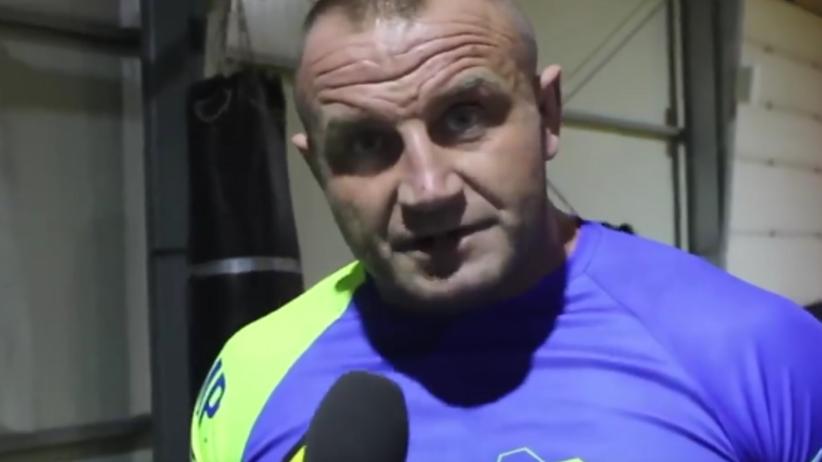 Mariusz Pudzianowski wzywa rywala do walki w KSW! [WIDEO]