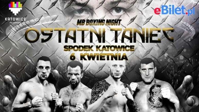 MB Boxing Night Katowice: karta walk [DATA, TRANSMISJA, BILETY]