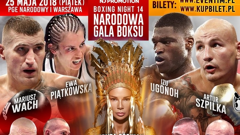 Narodowa Gala Boksu 2018