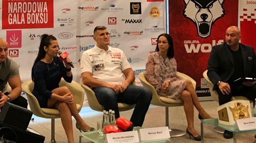Mariusz Wach, Narodowa Gala Boksu 2018