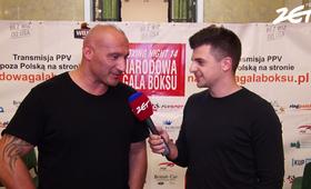 Marcin Najman przed NGB: Wszystko idzie zgodnie z planem [WIDEO]