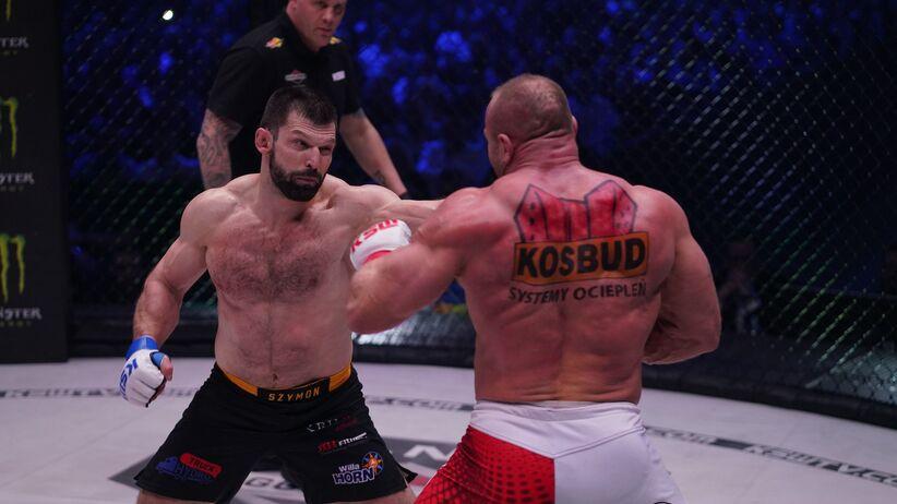 Możliwy rewanż Pudzianowski vs Kołecki