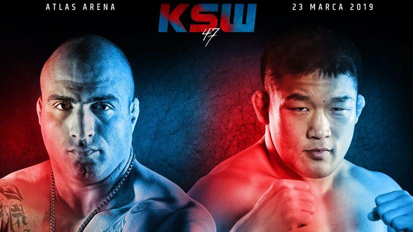 Rodrigues Jr vs Ishii na KSW 47
