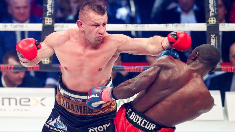 Tomasz Adamek chce pożegnalnej walki