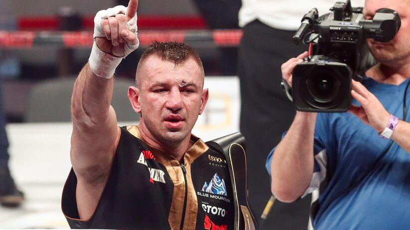 Tomasz Adamek wraca na ring
