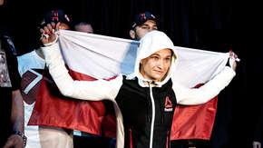 UFC Karolina Kowalkiewicz