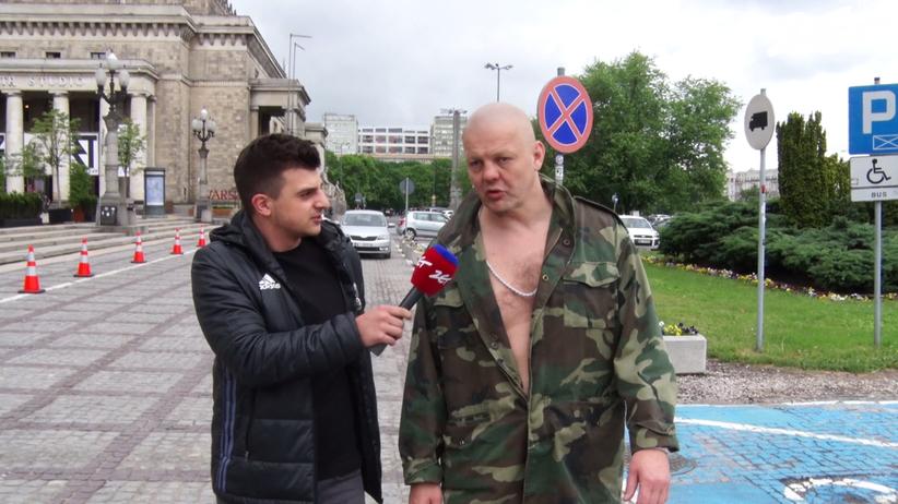 Binkowski tuż po awanturze ze Szpilką: On wie, o co chodzi [WIDEO]