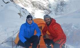 Koniec poszukiwań Daniele Nardiego i Toma Ballarda na Nanga Parbat