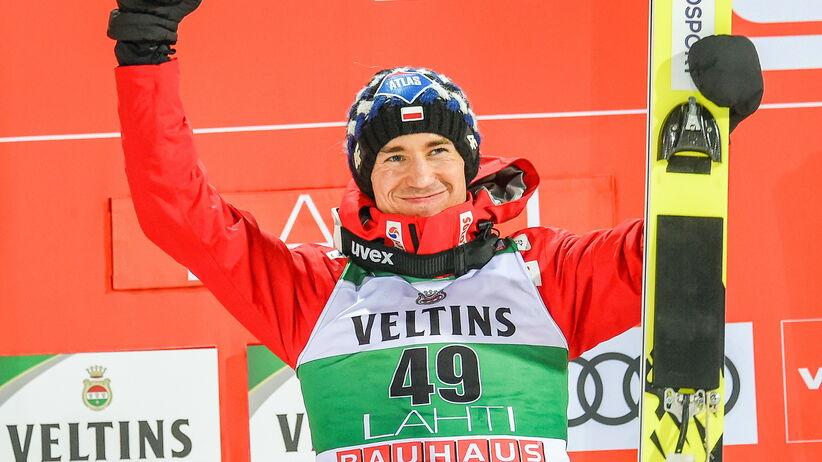 Kamil Stoch trzeci na liście zarobków