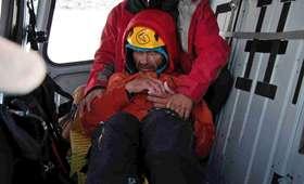 Aleksander Gukow uratowany w Karakorum