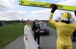 Ślub Dawida Kubackiego (1)