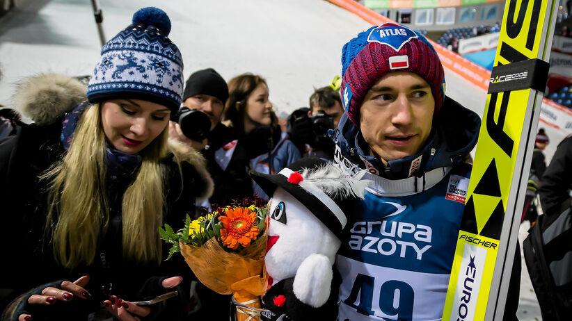Ewa i Kamil Stoch