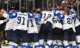 Finlandia mistrzem świata w hokeju na lodzie