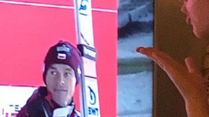 Justyna Żyła zareagowała na trzecie miejsce Piotra Żyły w Kuusamo [FOTO]