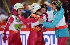 4. Falun 2015 drużyna