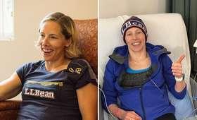 Kikkan Randall wygrała walkę z rakiem