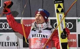 Kamil Stoch drugi w kwalifikacjach w Sapporo