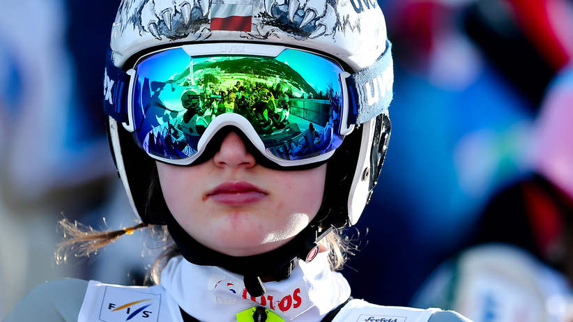 Kinga Rajda trzecie w zawodach LPK w Szczyrku