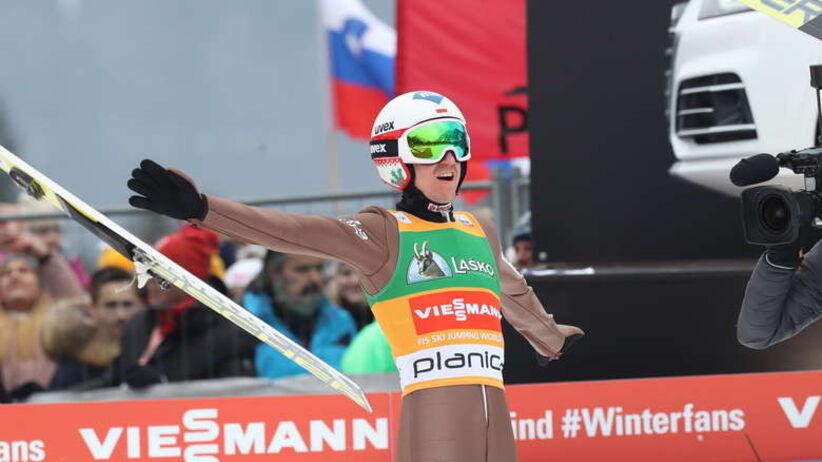 Kamil Stoch jest liderem LGP po dwóch konkursach