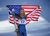 Lindsey Vonn zwyciężą na IO w Vanvouver
