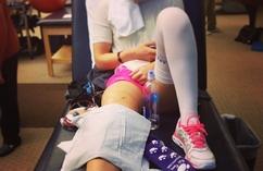 Rehabilitacja Lindsey Vonn