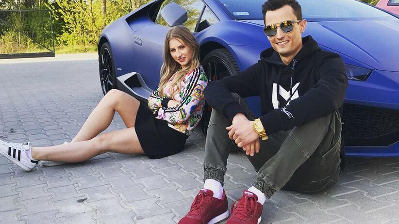 Maciej Kot i Gosia Rdest