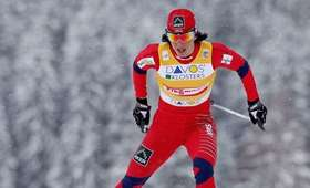 Bjoergen rozpoczyna przygotowania do igrzysk