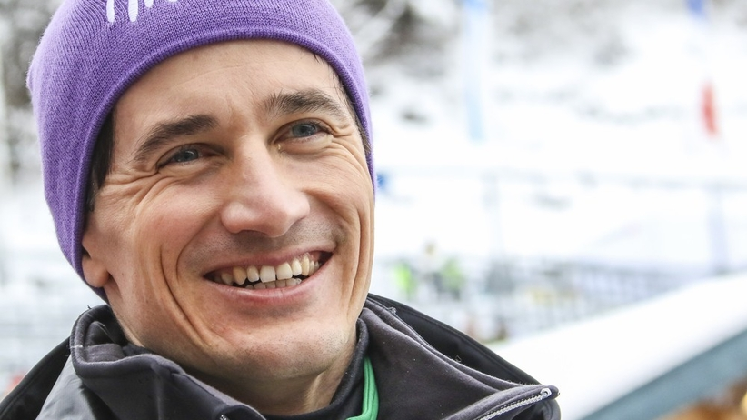 Martin Schmitt na razie nie zostanie trenerem niemieckich skoczków