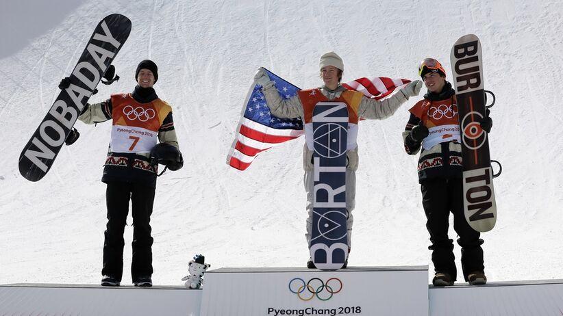 Wicemistrz olimpijski z Pjongczangu w snowboardzie podda się leczeniu nowotworu