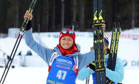 Monika Hojnisz zajęła 2. miejsce w Pokljuce