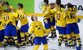 hokeiści Szwecji
