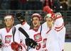 MŚ w hokeju: Kolejna wygrana Polaków, biało-czerwoni wciąż z szansą na awans