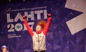 MŚ w Lahti: Piotr Żyła odebrał brązowy medal [WIDEO]
