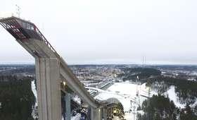 Skocznia w Lahti