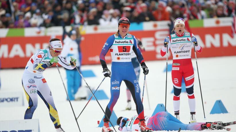 MŚ w Lahti: Polska sztafeta wykonała plan minimum. Złoto dla Norwegii
