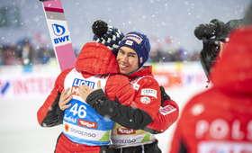 Stefan Kraft ocenił konkurs na skoczni normalnej w Seefeld