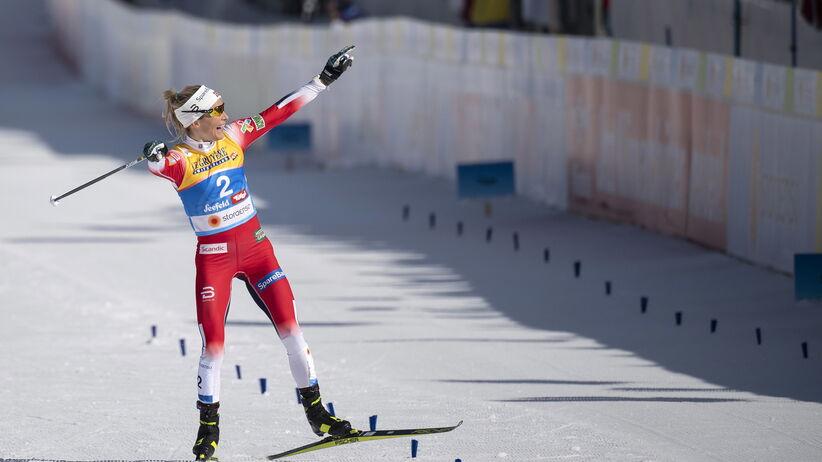 Therese Johaug mistrzynią świata w Seefeld