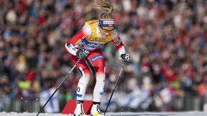 Therese Johaug mistrzynią świata w biegu na 10 km