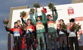 konkurs drużynow w Seefeld, Niemcy