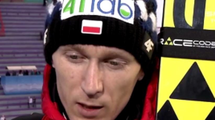 Stefan Hula na MŚ w skokach 2019