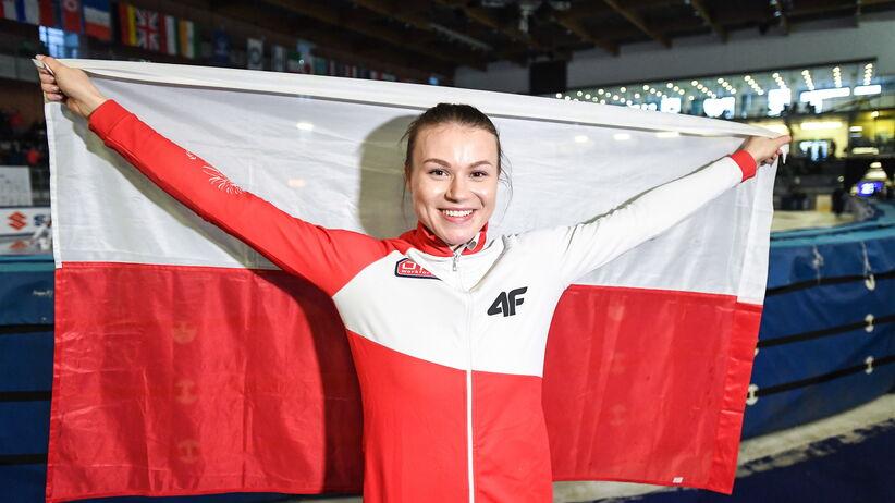 Natalia Maliszewska zdobyła Puchar Świata w short-tracku